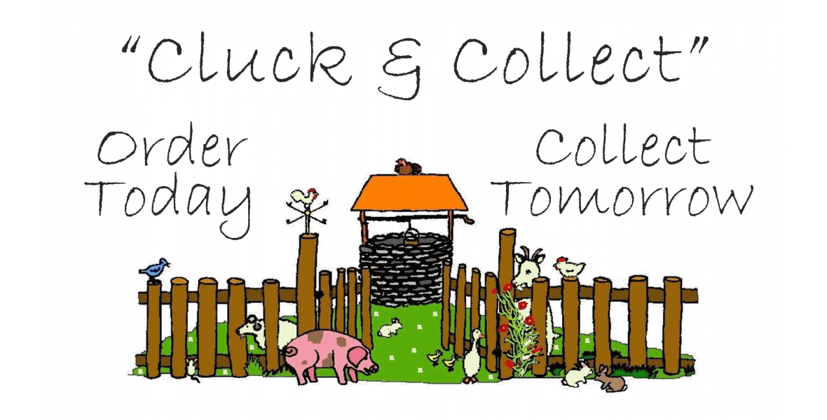The home of Cluck & Collect